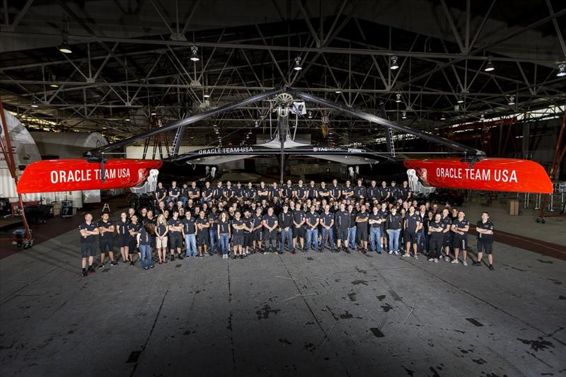 Oracle Team USA photo